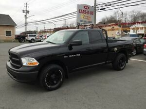 2012 Ram Ram Pickup 1500 4x4 ST FREE 1 YEAR PREMIUM WARRANTY INC