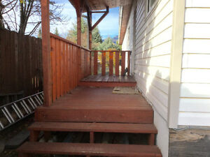 Double wide home for sale Prince George British Columbia image 2
