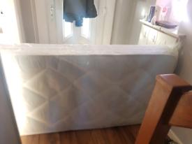 Brand new in original wrapping orthopedic single mattress