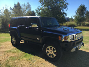 2008 Hummer H3, Very Low Kms, Excellent condition, Remote Start