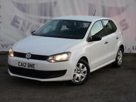 2012 VOLKSWAGEN POLO 1.2 S A/C 5 DOOR 7 SERVICES LOW INSURANCE IDEAL FIRST CAR H
