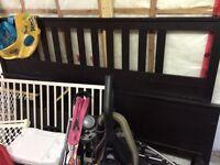 King bed set (ikea)