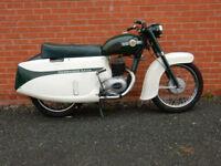 FRANCIS BARNETT CRUISER 84 249cc 1959