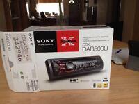 Sony DAB Radio CD