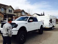 2013 Ford F-150 Pickup Truck lifted