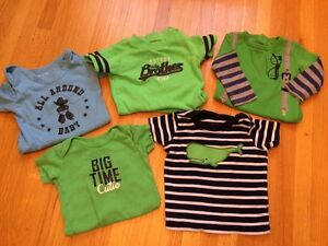 6 month baby boy clothes