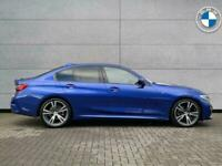 2019 BMW 3 Series 320i M Sport Saloon Saloon Petrol Automatic