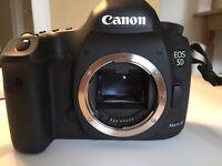 CANON 5D MK 3 + L-series 24-105 F4