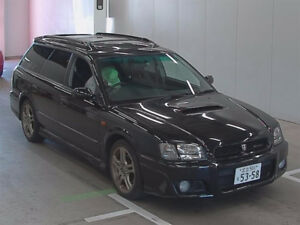 2001 Subaru Legacy ETune Wagon