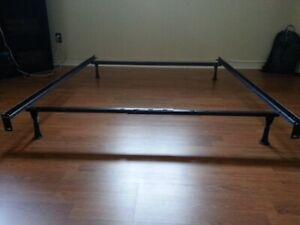 Adjustable Bed Frame (twin, double, queen, king)