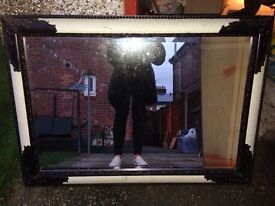 One of a kind large mirror