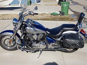 2008 Kawasaki Vulcan 900cc