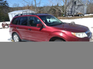 2009 Subaru Forester for project or parts