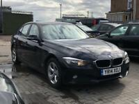 2014 BMW 3 Series 2.0 320d EfficientDynamics (s/s) 4dr