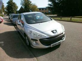 image for 2010 Peugeot 308 1.6 HDi 90 S 5dr HATCHBACK Diesel Manual
