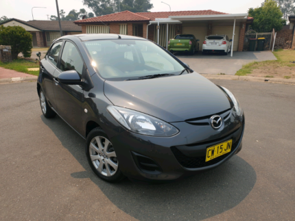 2013 mazda 2 neo sport series 2 auto 1 year rego must see bargain Oakhurst Blacktown Area Preview