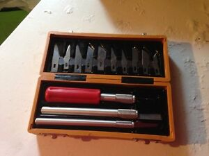 Fine knife set