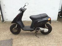 2007 Typhoon 50cc learner legal 50 cc scooter project.