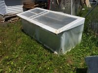 2 cold frames for early / late season gardening