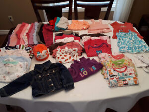 Baby Clothes - 12 months - Girls