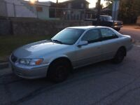 2001 Toyota Camry CE Sedan Nelson British Columbia Preview