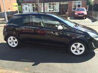 Vauxhall Corsa sxi black 3dr 34000 miles 2011 £4250 ono