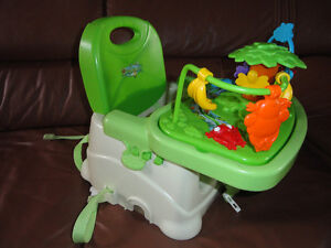 SIÈGE D'APPOINT FISHER PRICE RAINFOREST