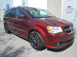 2017 Dodge Grand Caravan Crew Plus ***Cuir,Nav***