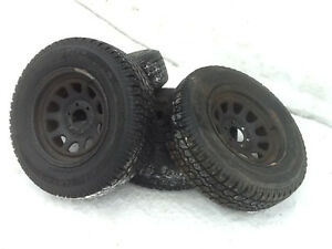 Studded Winter Tires/Rims