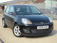 FORD FIESTA ZETEC 1.4 TDCI
