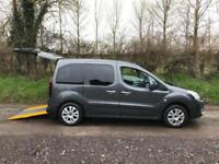 2014 Citroen Berlingo Multispace 1.6 HDi 90 Plus 5dr WHEELCHAIR ACCESSIBLE VE...