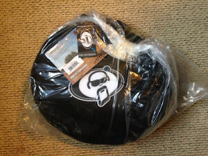 Protection Racket and Sabian drum bags/cases