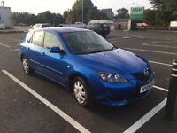 WOW *******Mazda 3 1.4 2005 (low milage) ****** WOW