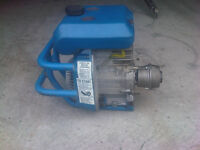 BCS tiller ACME Engine and clutch