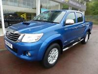Toyota Hilux 3.0 D-4D 170ps Invincible 4x4 Double Cab Pick Up Pickup