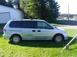 2003 Honda Odyssey Fourgonnette, fourgon
