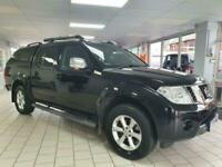 2013 Nissan Navara 2.5 DCI TEKNA 4X4 SHR DCB 4d 188 BHP **NO VAT TO PAY** PICKUP
