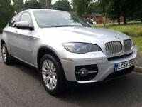 BMW X6 3.0TD DIESEL AUTO 2009 XDRIVE 35D 1 OWNER (PX POSSIBLE)