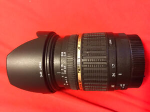 Tamron 17-50 f/2.8 Zoom Lens for Canon EF