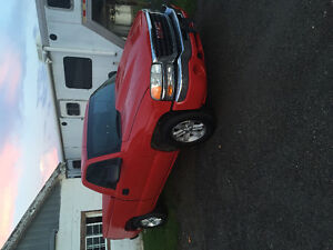 Trade for bigger truck, twin turbo 2004 1500 5 speed