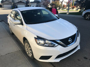 2017 Nissan Sentra, Like New