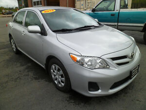 2012 Toyota Corolla CE C Pack