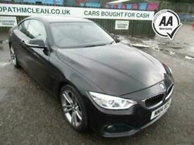 image for 2014 BMW 4 Series 2.0 420I SPORT 2d 181 BHP Coupe Petrol Manual