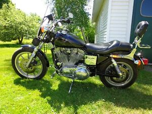 1991 Harley Davidson XLH For Sale