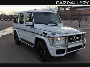 2015 Mercedes Benz G-Class G63 AMG w/Leather, Sunroof, Navi $849