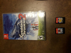 Switch games for sale