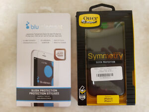 Otterbox Case and Screen protector - iPhone 8 & iPhone 7