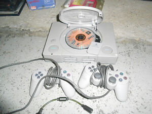 Playstation Consoles - PS1 and PS2
