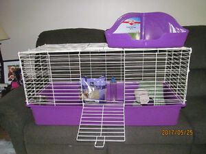 SMALL ANIMAL CAGE....SIZE LARGE