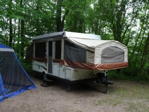 Great tent trailer